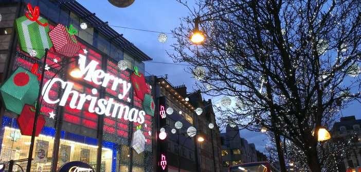 Londres te espera por Navidad